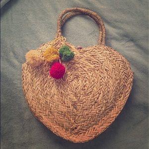 Shiraleah Straw Bag